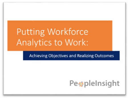 eBook Putting Workforce Analytics to Work