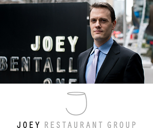Andrew Martin JOEY Restaurant Group