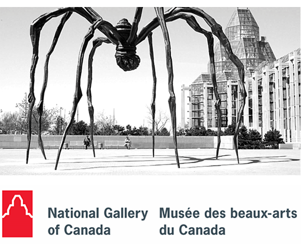 National Gallery of Canada Spider