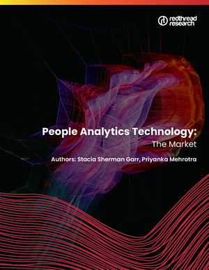 RedThread - People Analytics Technology: The Marke