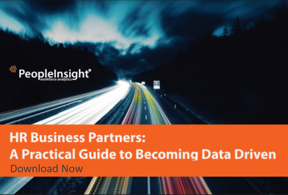 How HR Business Partners Can Become Data Driven