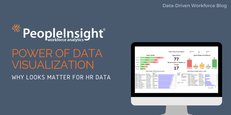 Power of Data Visualization - Why Looks Matter for HR Data