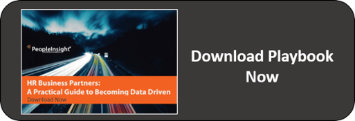 Download Data Driven HR Playbook Now
